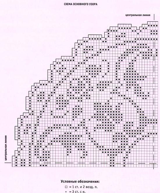 Стильное вязание крючком. Японский журнал со схемами 51