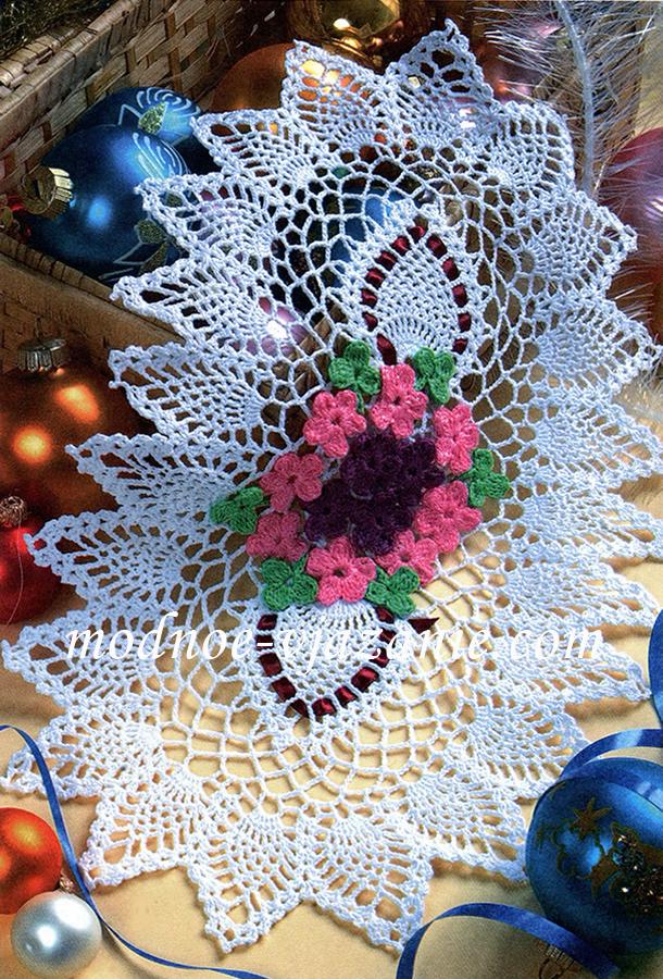 Вязание и схемы чепчиков