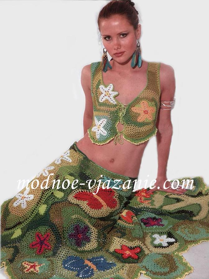 бурда моден вязание спицами для женщин