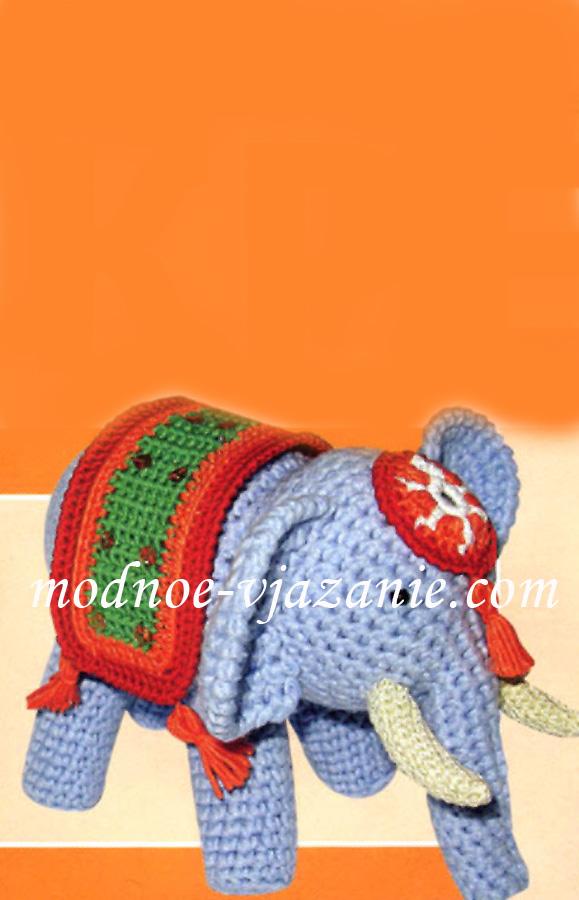 Игрушка Африканский слон