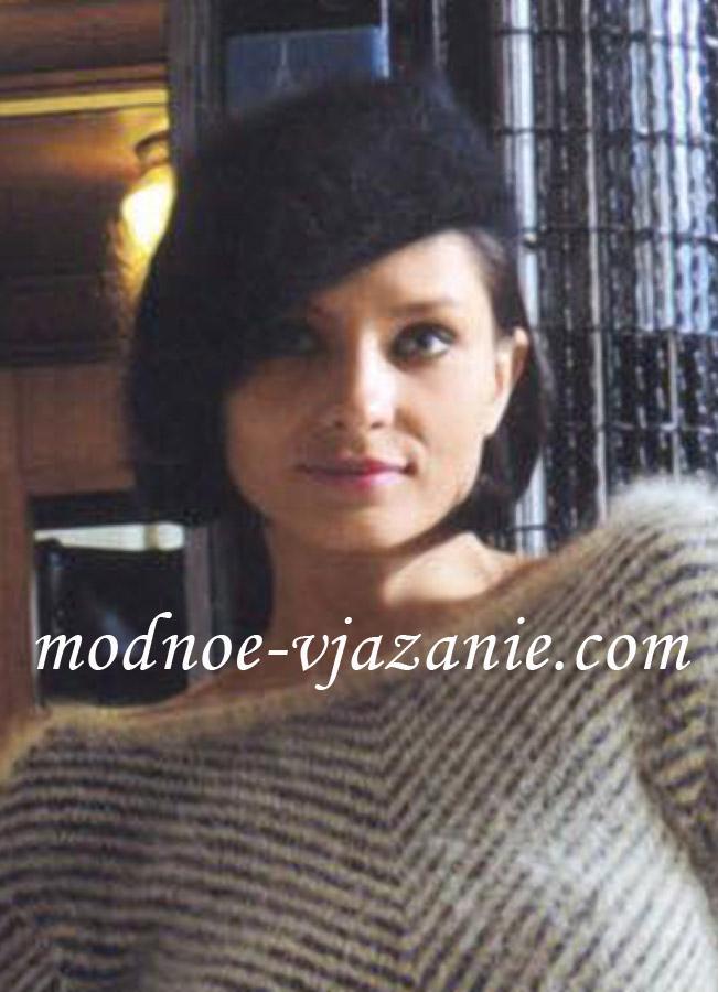 ...вязаные береты вязание беретов вязание беретов .. взята из Осинки http://club.osinka.ru/topic-47454...