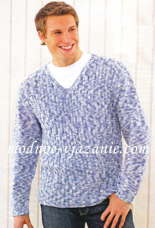 мужского свитера вязаный мужской