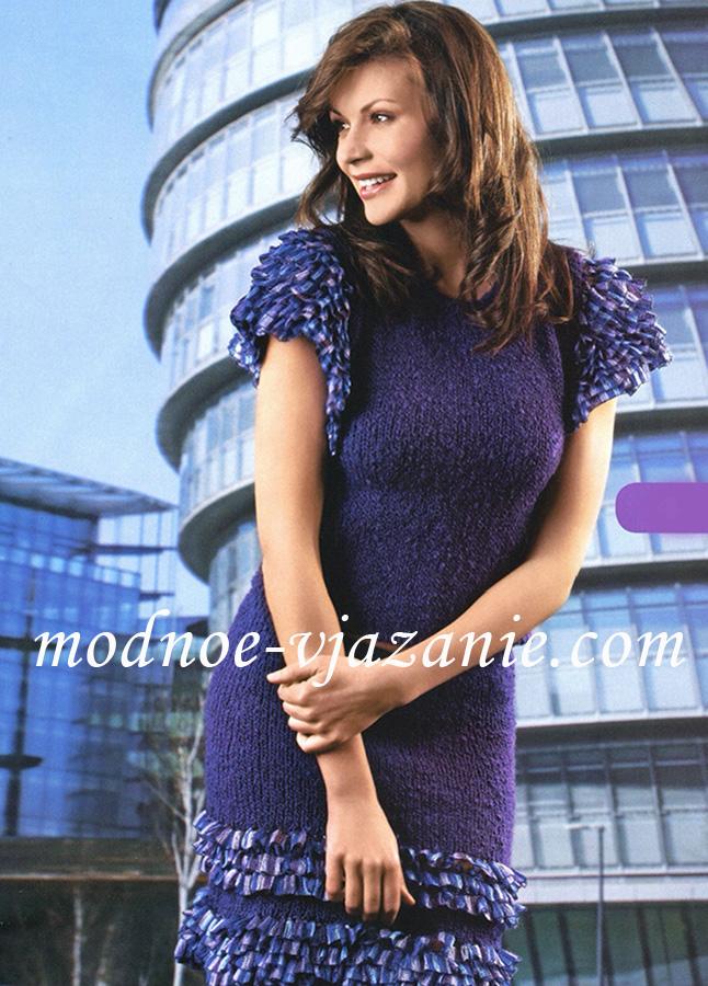 Женский костюм: блуза и юбка