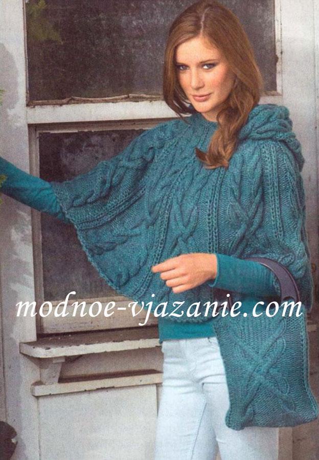 Вязание спицами руками для женщин