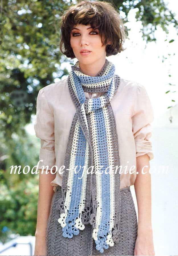 Мужские платки стили завязывания Описания и схемы вязания модных шарфов шарф хомут шарф снуд шарфы из толстой пряжи