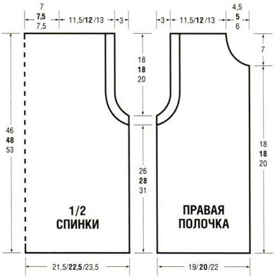 Комментарий: Выкройка комбинезона для добермана