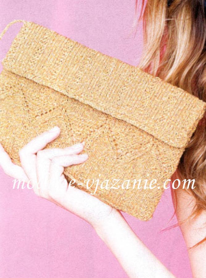 Как сшить кофту вязание сумок