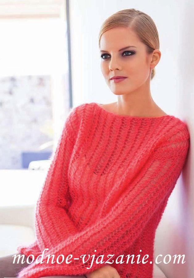 Кофта пуловер