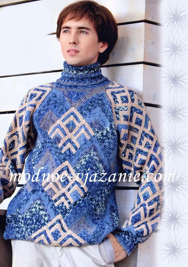 Вязанные свитера со схемами спицами фото 918