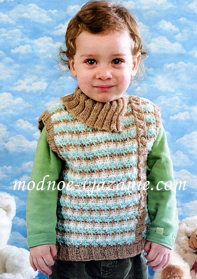 Вязание для малышей смотреть модели