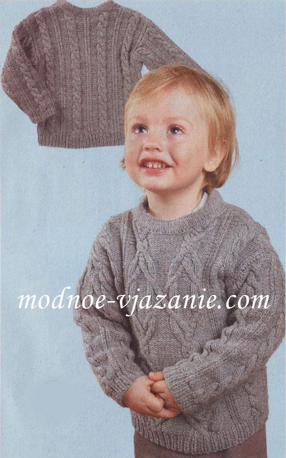 Вязания спицами на большие размеры