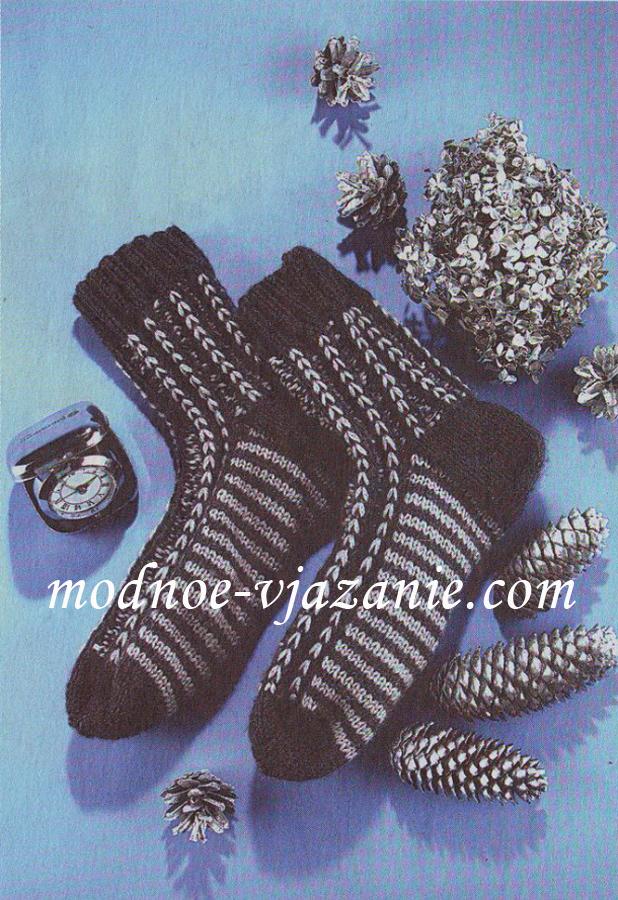 для вязание мужских шарфов