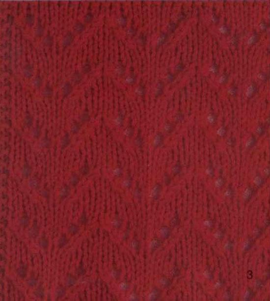 Вязание мужских жакетов с пуговицами