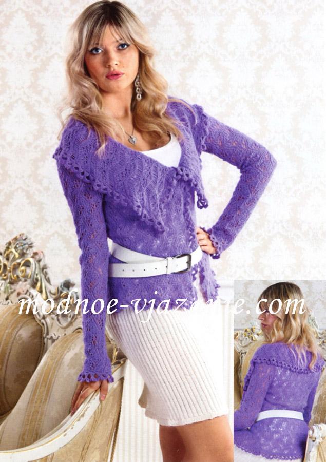 Вязание на спицах платья для девочек с описанием 148